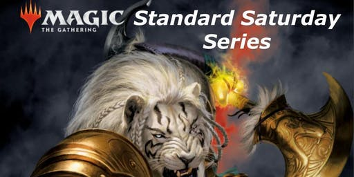 MTG Standard Saturday Series at HobbyTown Lincoln (Pioneer Woods)