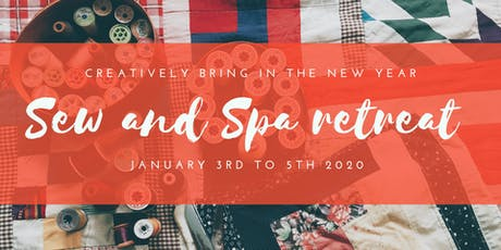 Sew and Spa Merseyside retreat tickets