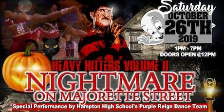 Heavy Hitters Volume-11 tickets