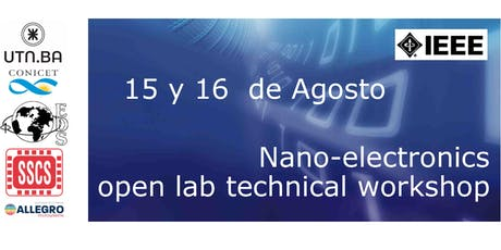 Nano-electronics open lab   technical workshop entradas