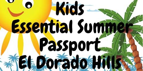Kids Essential Summer Fun Adventure - Science and Sensory