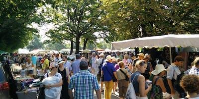 Der Große Flohmarkt zum Seefest 2019