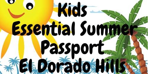 Kids Essential Summer Fun Adventure - Tea Party and DIY Aromatherapy Bracelet