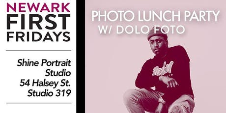 Photo Lunch Party by Newark First Fridays tickets