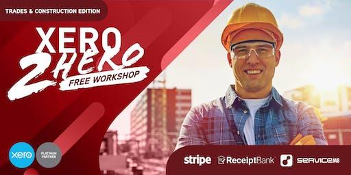 Xero 2 Hero Workshop: Trades & Construction Edition