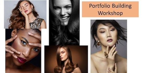 Photoshoot/Portfolio Building Workshop for Hairstylists & Makeup Artists