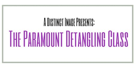 THE PARAMOUNT DETANGLING CLASS  tickets