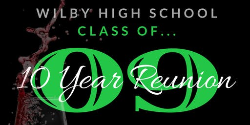 Wilby High '09 Reunion