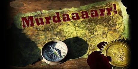 Murdaaaarr! A Pirate-Themed Murder Mystery Event tickets