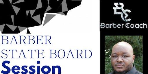 Barber State Board Prep
