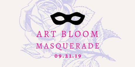 Art Bloom Masquerade tickets