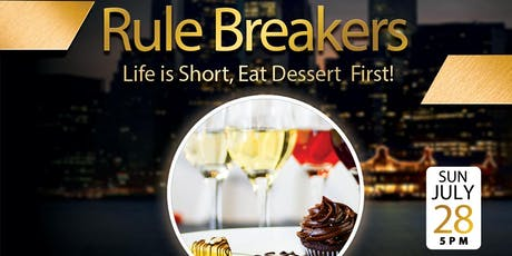 Rule Breakers tickets