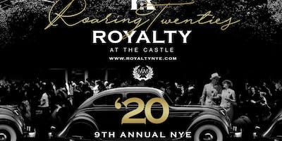 ROARING 20's NYE CASINO & FIREWORKS WATCH @ OLD RED MUSEUM   MEGA EVENT   OPEN BAR