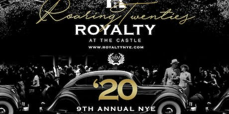Roaring 20's ROYALTY NYE Casino & Fireworks Watch @ Old Red Museum { Dallas Mega Event } tickets