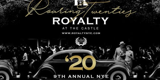 ROARING 20's NYE CASINO & FIREWORKS WATCH @ OLD RED MUSEUM | MEGA EVENT | OPEN BAR