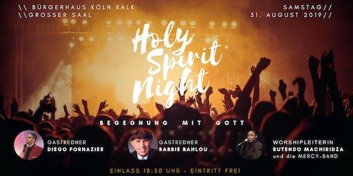 HOLY SPIRIT NIGHT COLOGNE