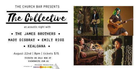 The Collective - Acoustic Night tickets