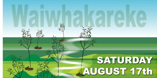 Multicultural Tree Planting event at Waiwhakareke, Hamilton