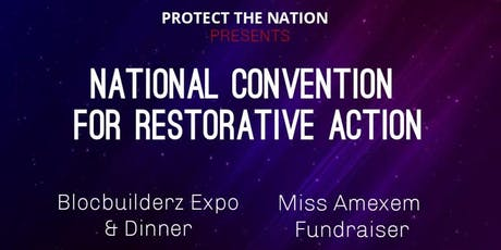 National Convention for Restorative Action tickets