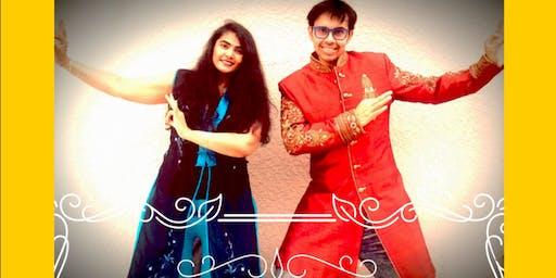 Bollywood Dance Class with DJ Pram and Priya July 26