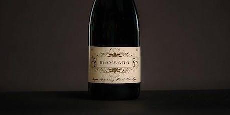 Maysara Natural Wine Tasting tickets