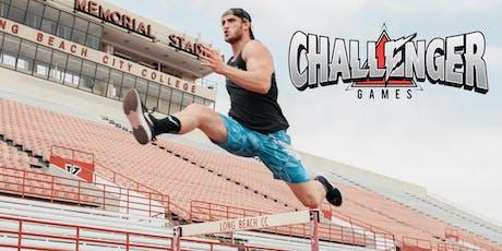 Challenger Games - Track & Field tickets