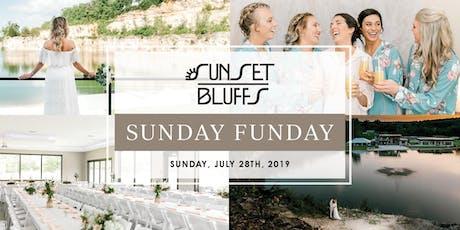 Sunset Bluffs Sunday Funday tickets