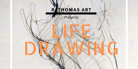 Life Drawing Sessions tickets