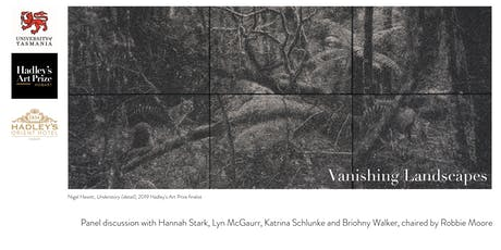 Vanishing Landscapes tickets