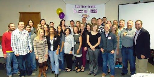 Caro Class of 1999 20-Year Reunion