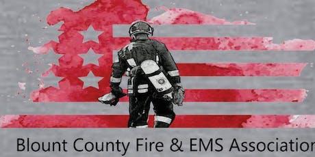Blount County Fire & EMS Jr. Fire Academy tickets
