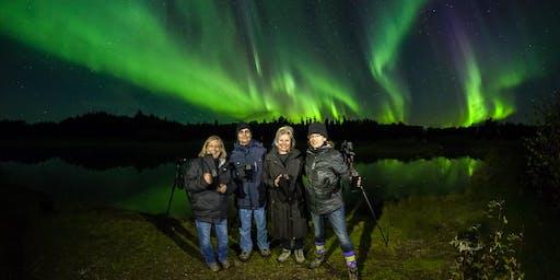 Alaska Scenic Tour with Fine Artist