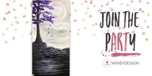 Sip + Paint | New Mystic Moonlight