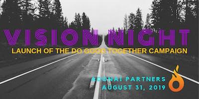 Adonai Partners Vision Night