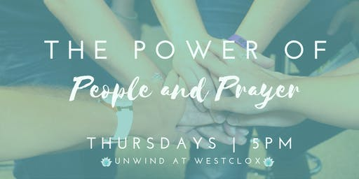 The Power of People and Prayer