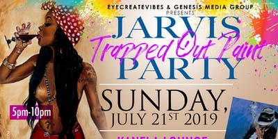 Jarvis' Trapped Out Paint Party