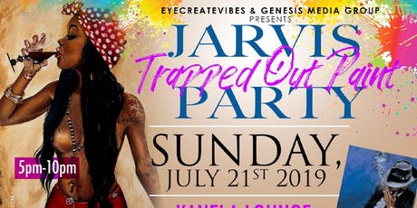 Jarvis' Trapped Out Paint Party tickets