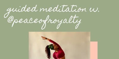 Outdoor Yoga + Guided Meditation