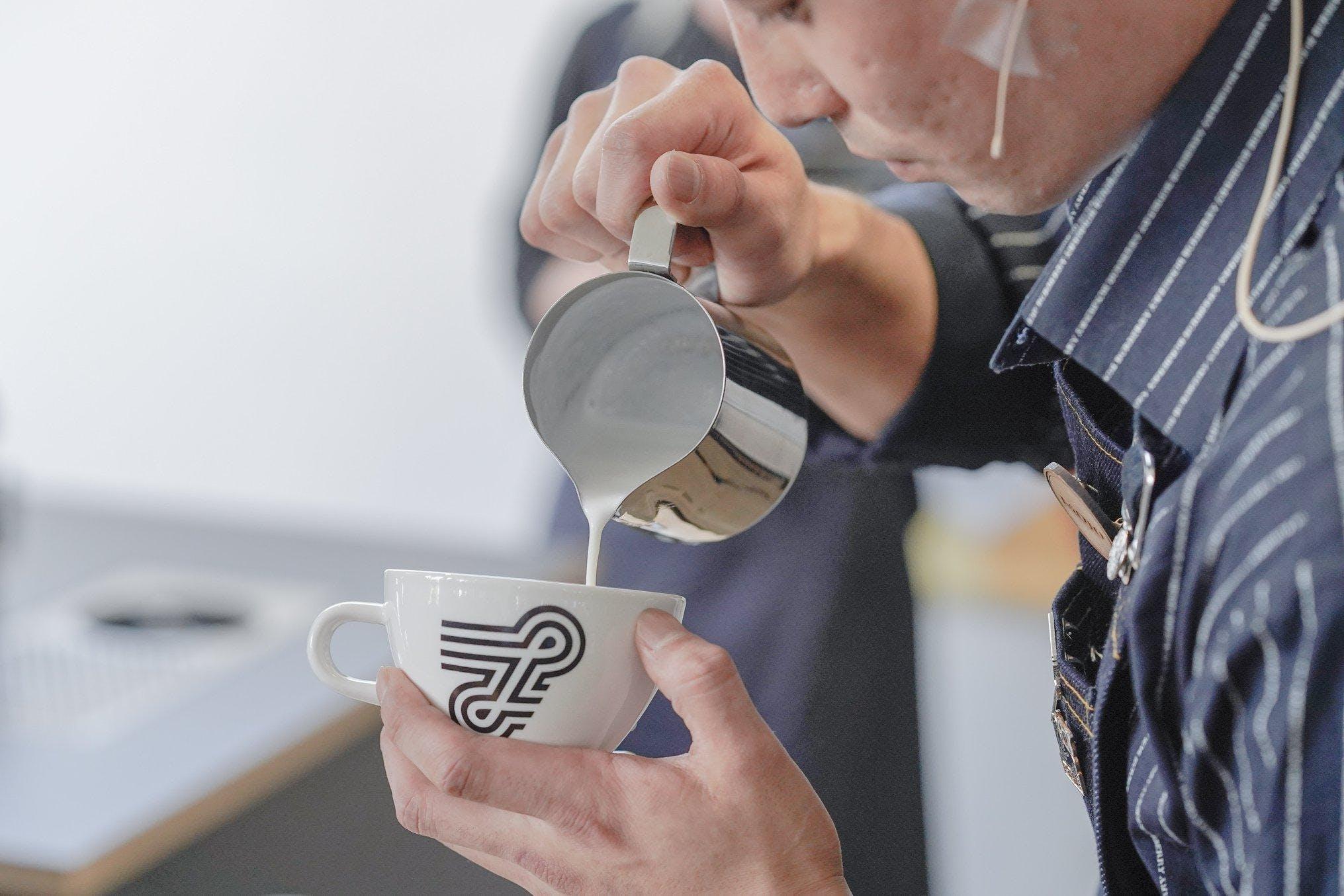 New Zealand Latte Art Championship 2020