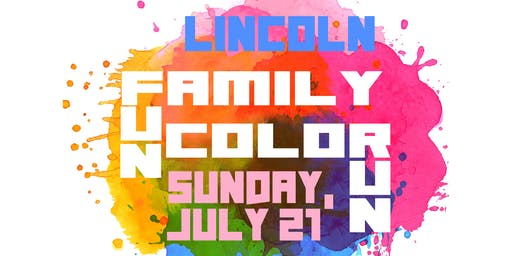 Family Fun Color Run                (Lincoln Loon Festival)