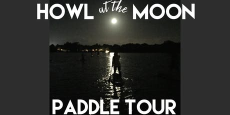 Howl at the Moon Paddle Tour tickets