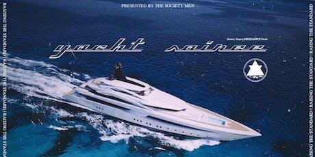 The 3rd Annual Yacht Soirée tickets