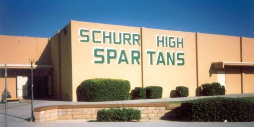 Schurr High '77, '78 & '79 Reunion!!! ALL 70'S CLASSES WELCOME!