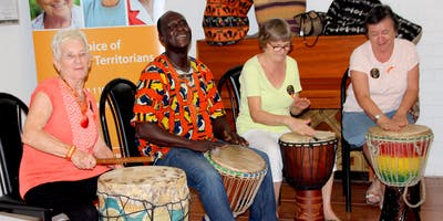 African Drumming Workshop and Cultural Experience