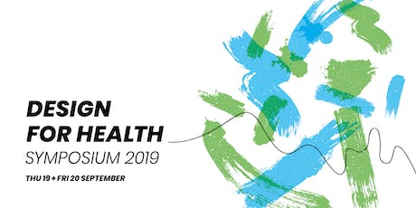 Design for Health Symposium 2019 tickets