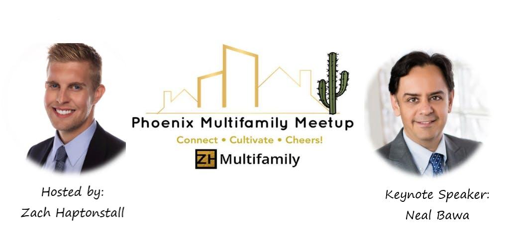 Phoenix Multifamily Meetup: Keynote Speaker: Neal Bawa 9/24