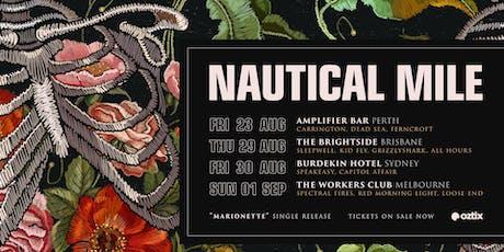 Nautical Mile - Marionette Tour SYDNEY tickets