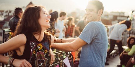 Passion Workshop: Enhancing relationships through Positive Psychology tickets