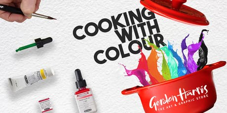 COOKING WITH COLOUR - NEWMARKET tickets