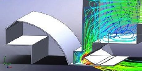CIBSE SA | Computational Fluid Dynamics tickets